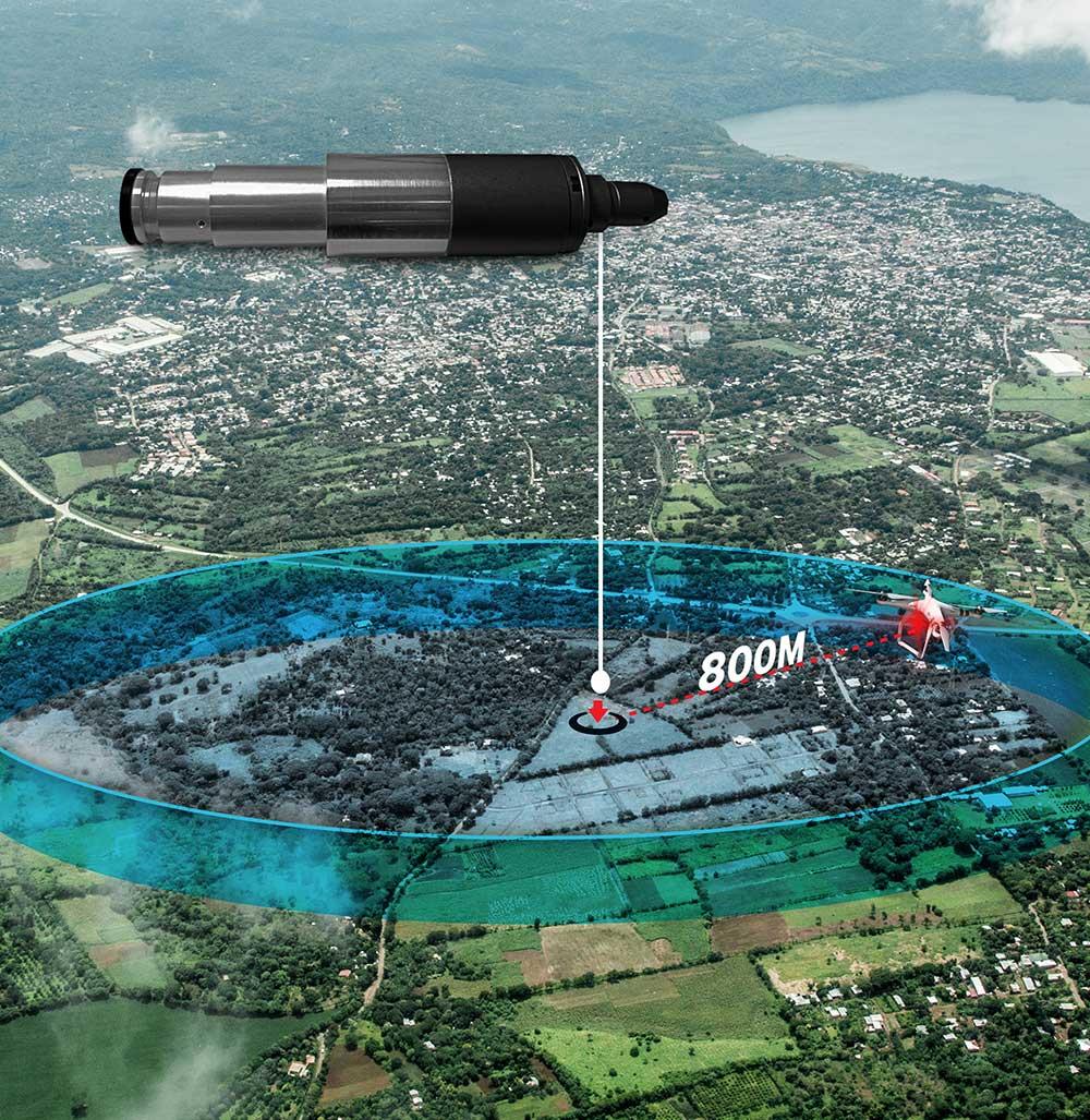 Counter Drone Laser Burner