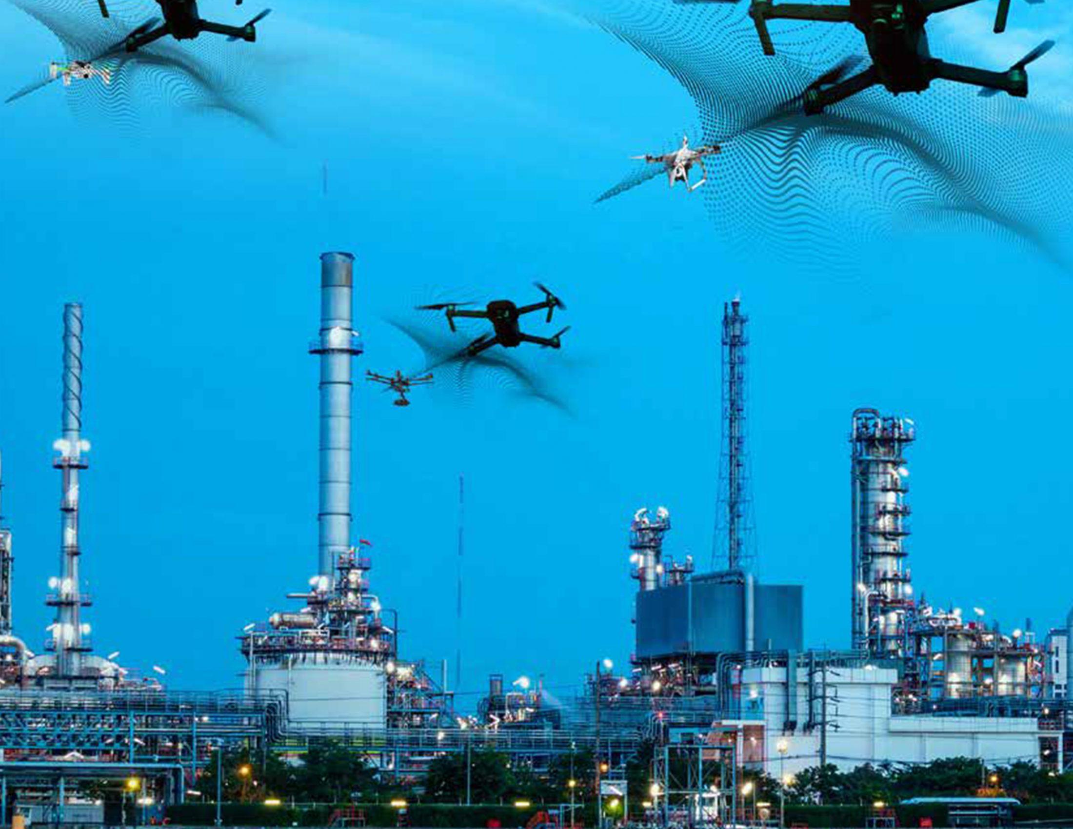 Counter Drone Net Catcher